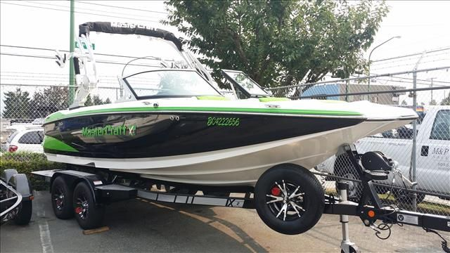 For Sale: 2014 Mastercraft X2 20ft<br/>M & P Yacht Centre At Coal Harbour