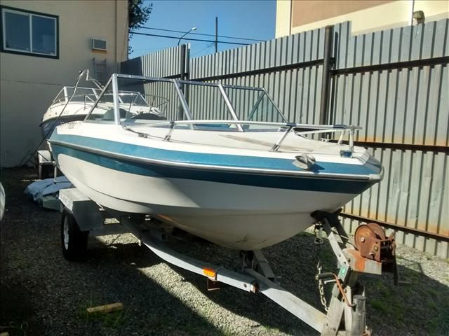 For Sale: 1980 Custom 16 Ft Closed Deck Runabout 16ft<br/>M & P Yacht Centre At Coal Harbour