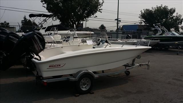 For Sale: 2014 Boston Whaler 150 16ft<br/>M & P Yacht Centre At Coal Harbour