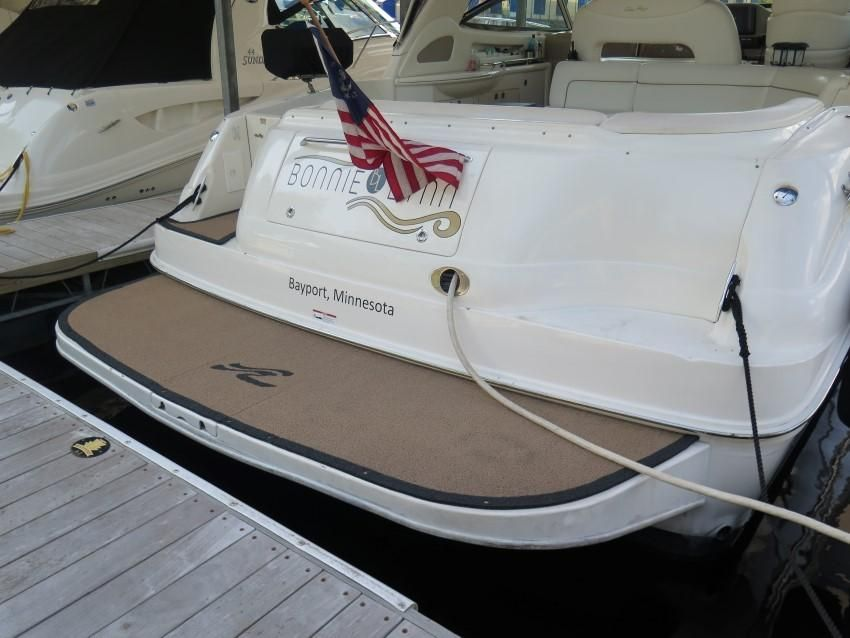 2000 Sea Ray boat for sale, model of the boat is 460 Sundancer & Image # 10 of 53