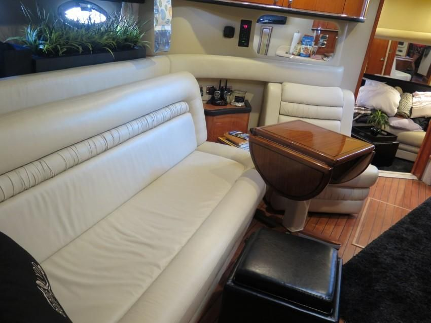 2000 Sea Ray boat for sale, model of the boat is 460 Sundancer & Image # 37 of 53
