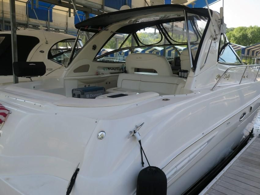 2000 Sea Ray boat for sale, model of the boat is 460 Sundancer & Image # 8 of 53