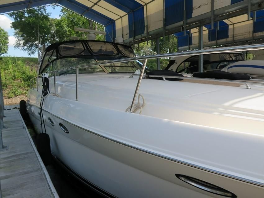 2000 Sea Ray boat for sale, model of the boat is 460 Sundancer & Image # 3 of 53