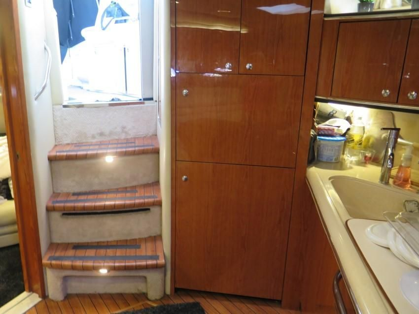 2000 Sea Ray boat for sale, model of the boat is 460 Sundancer & Image # 48 of 53