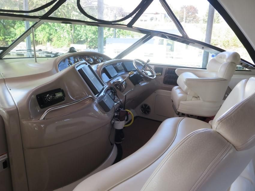 2000 Sea Ray boat for sale, model of the boat is 460 Sundancer & Image # 26 of 53