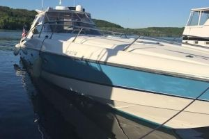 2001 SUNSEEKER SUPERHAWK 50 for sale