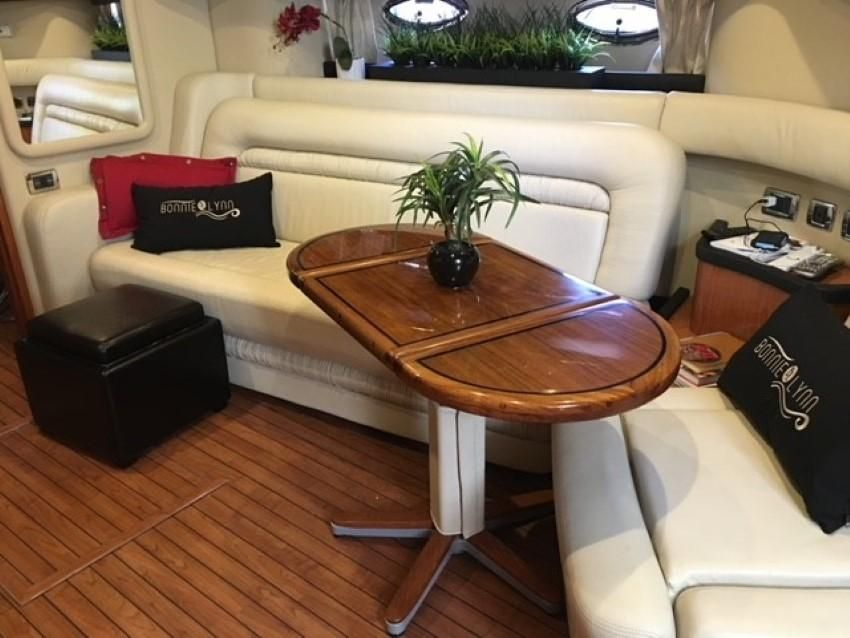 2000 Sea Ray boat for sale, model of the boat is 460 Sundancer & Image # 36 of 53
