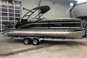 2019 HARRIS SOLSTICE 240 for sale