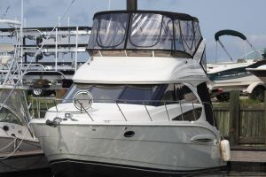 2005 MERIDIAN 341 SEDAN for sale