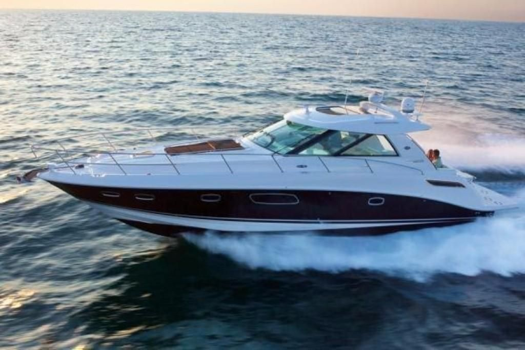 2011 Sea Ray boat for sale, model of the boat is 450 Sundancer & Image # 1 of 1