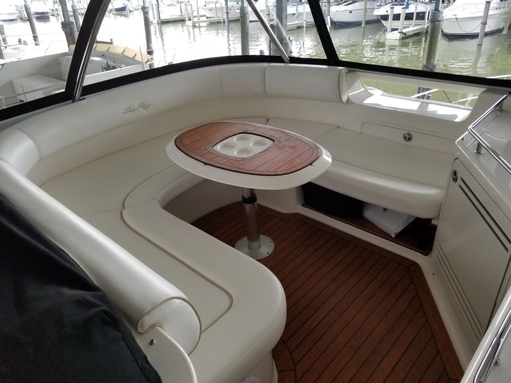 2008 Sea Ray boat for sale, model of the boat is 58 & Image # 8 of 21