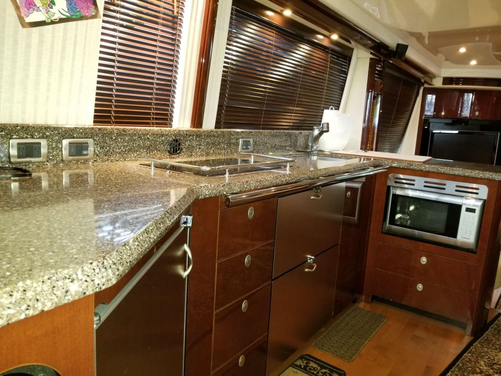 2008 Sea Ray boat for sale, model of the boat is 58 & Image # 2 of 21