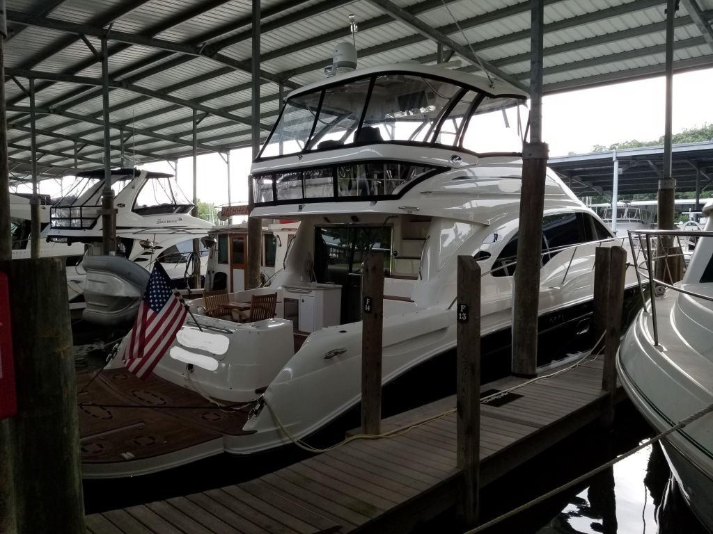 2008 Sea Ray boat for sale, model of the boat is 58 & Image # 14 of 21
