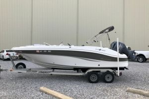 2013 HURRICANE 203 SS   OB for sale