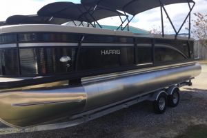 2018 HARRIS CRUISER 240 for sale