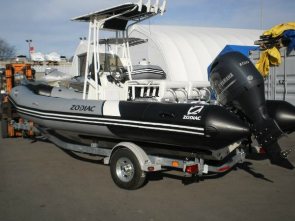 For Sale: 2018 Zodiac Pro 650 T Top 20ft<br/>Co2 Inflatable Boats - Oakville