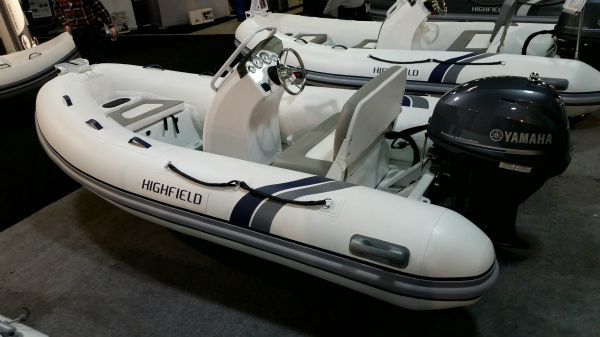 For Sale: 2018 Highfield Ocean Master 350 T Pvc 11ft<br/>Co2 Inflatable Boats - Oakville
