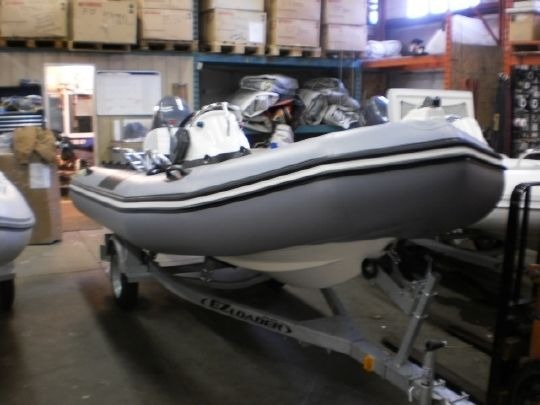 For Sale: 2018 Zodiac Bayrunner 420 13ft<br/>Co2 Inflatable Boats - Oakville