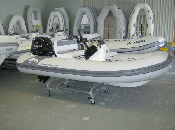 For Sale: 2017 Walker Bay Supertender 325 10ft<br/>Co2 Inflatable Boats - Oakville