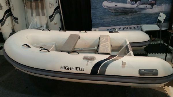 For Sale: 2018 Highfield Classic 290 Bow Locker 9ft<br/>Co2 Inflatable Boats - Oakville