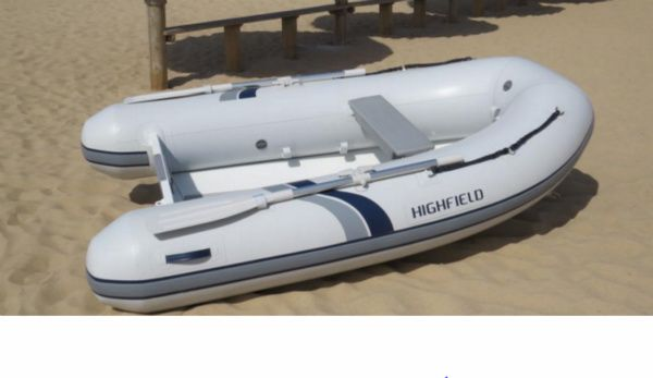 For Sale: 2018 Highfield Ultra Lite 260 8ft<br/>Co2 Inflatable Boats - Oakville