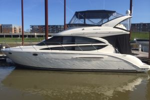 2012 MERIDIAN 391 for sale