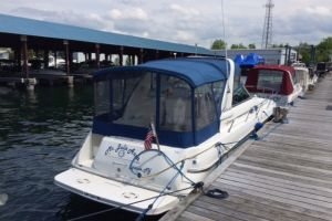 2000 SEA RAY SUNDANCER for sale