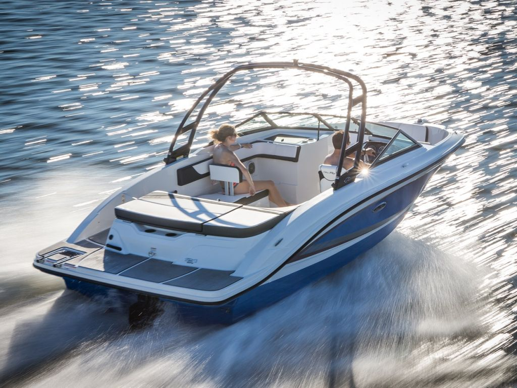 For Sale: 2015 Sea Ray 21 Spx 22ft<br/>Hutchinson's Boat Works