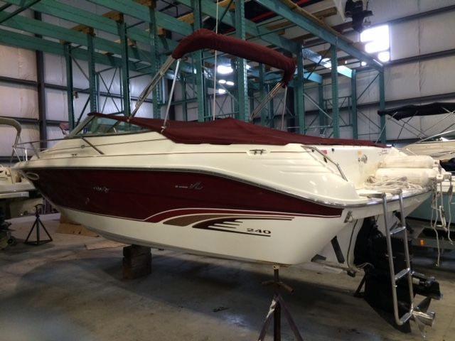 For Sale: 1996 Sea Ray 240ov 24ft<br/>Hutchinson's Boat Works