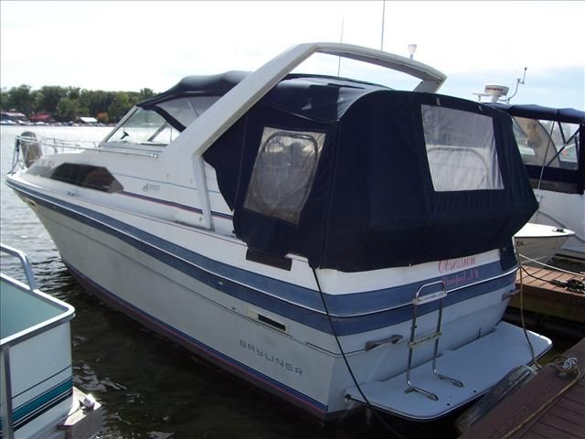1989 Bayliner Ciera Sunbridge