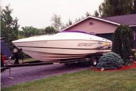 For Sale: 1999 Baja Outlaw Sst 29ft<br/>Hutchinson's Boat Works