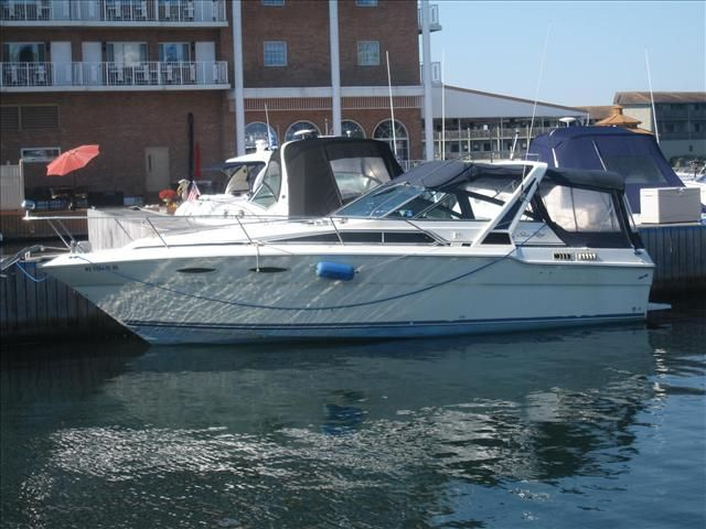 For Sale: 1987 Sea Ray 30da 30ft<br/>Hutchinson's Boat Works