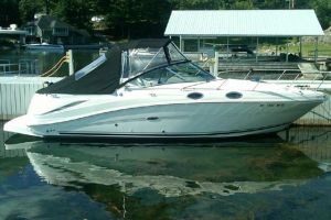 2007 SEA RAY 270 AMBERJACK for sale