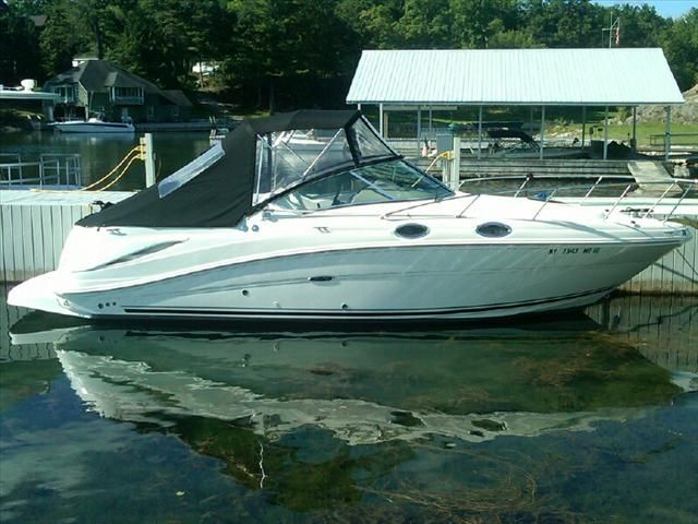 For Sale: 2007 Sea Ray 270 Amberjack 30ft<br/>Hutchinson's Boat Works
