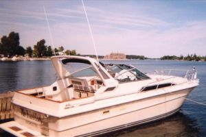 1986 SEA RAY 340 SUNDANCER for sale