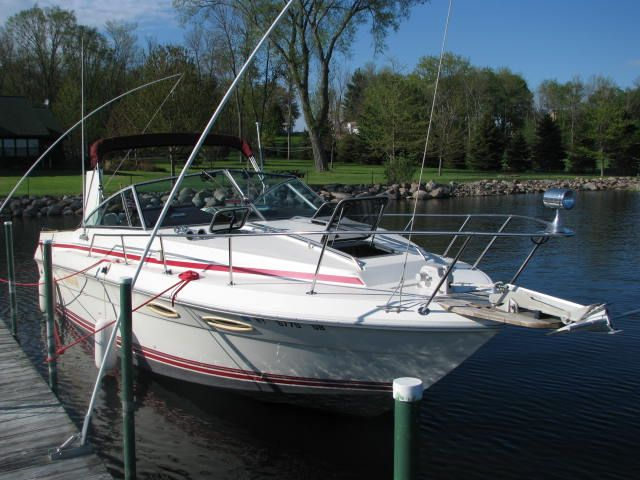 For Sale: 1990 Sea Ray Amberjack 30ft<br/>Hutchinson's Boat Works