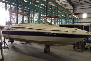 2002 SEA RAY 210 SUNDECK for sale