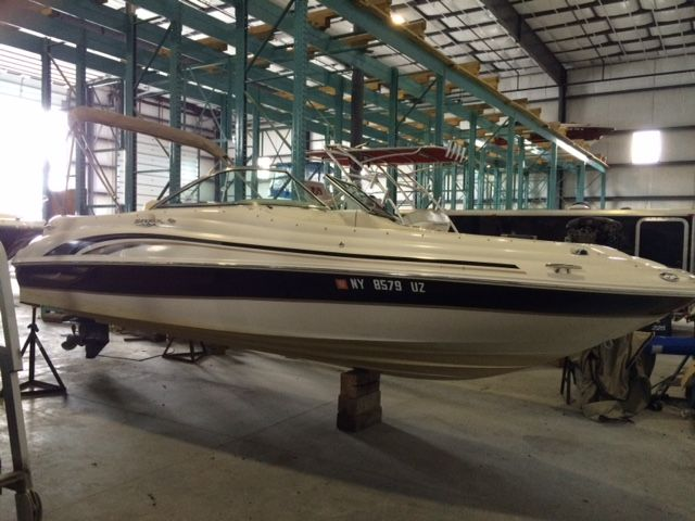 For Sale: 2002 Sea Ray 210 Sundeck 23ft<br/>Hutchinson's Boat Works