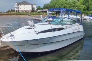 2007 BAYLINER 245 for sale