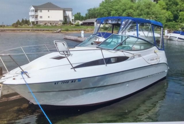 For Sale: 2007 Bayliner 245 26ft<br/>Hutchinson's Boat Works