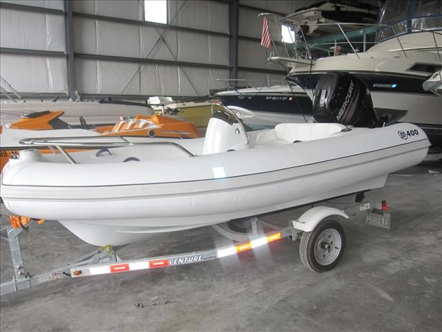 For Sale: 2013 Mercury M400 12ft<br/>Hutchinson's Boat Works