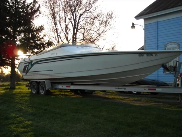For Sale: 1999 Velocity 32ft<br/>Hutchinson's Boat Works
