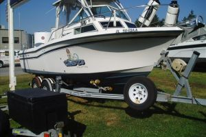 1987 GRADY WHITE CUDDY for sale