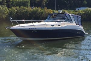 2006 RINKER FIESTA VEE 342 EXPRESS CRUISER for sale