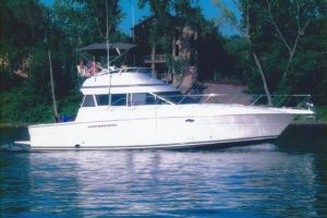 1998 SILVERTON 41 CONVERTIBLE for sale