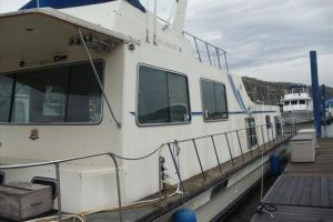1986 HARBORMASTER 52 for sale