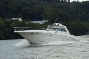 2001 SEA RAY 460 SUNDANCER for sale