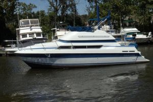 1989 CARVER 30 SANTEGO for sale
