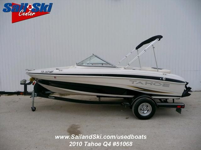 2010 Tahoe boat for sale, model of the boat is Q4 & Image # 1 of 13