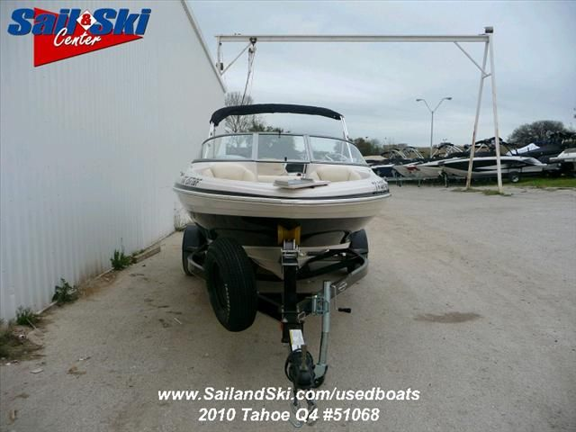 2010 Tahoe boat for sale, model of the boat is Q4 & Image # 2 of 13